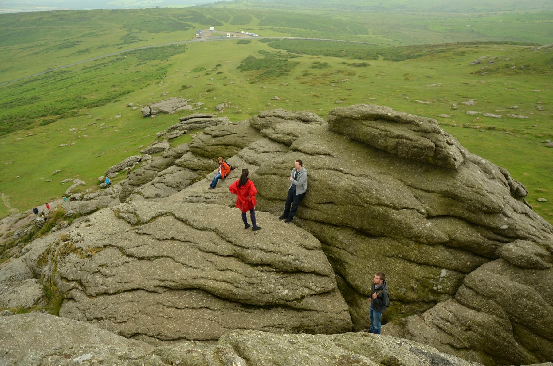 Národní park Dartmoor